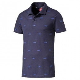 پلو شرت مردانه پوما تنیس پلو پیکات Puma Tennis Polo Peacoat 56829810