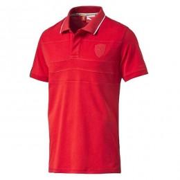 پلو شرت مردانه پوما فراری Puma Ferrari Polo rosso corsa 56843702