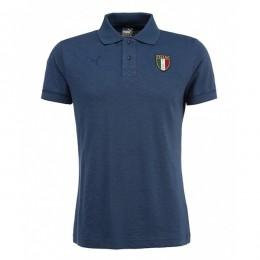 پلو شرت مردانه پوما فیگک ایتالیا Puma Figc Italia Azzurri Polo 74748103
