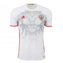 پیراهن دوم تیم ملی روسیه ویژه یورو Russia Euro 2016 Away Soccer Jersey