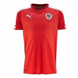 پیراهن اول تیم ملی اتریش ویژه یورو Austria Euro 2016 Home Soccer Jersey