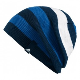 کلاه بافتنی آدیداس استرایپد Adidas striped Beanie AB0404