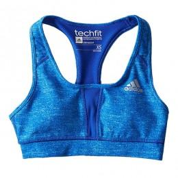 نیم تنه زنانه آدیداس تکفیت مولدد Adidas Techfit Molded Heather Bra AA7196