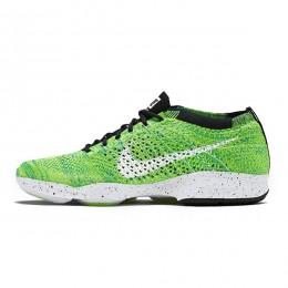 کتانی رانینگ زنانه نایک فلینت Nike Flyknit Zoom Agility - 698616-701