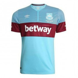 پیراهن دوم وستهام یونایتد West Ham United Away Soccer Jersey 2015-2016