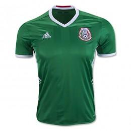 پیراهن اول تیم ملی مکزیک Mexico 2016 Home Soccer Jersey