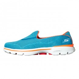 کتانی رانینگ زنانه اسکچرز گو واک Skechers Go Walk 3 13994-Turq