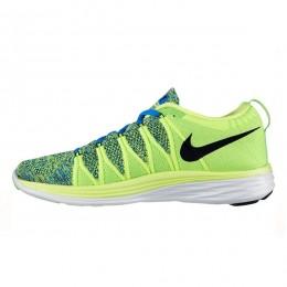 کتانی رانینگ مردانه نایک فلای نیت لونار Nike Flyknit Lunar 2 620465-701