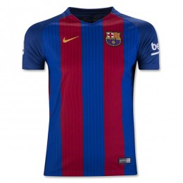 پیراهن اول بارسلونا Barcelona 2016-17 Home Soccer Jersey