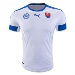 پیراهن اول تیم ملی اسلواکی ویژه یورو Slovakia Euro 2016 Home Soccer Jersey