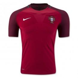 پیراهن اول تیم ملی پرتغال ویژه یورو Portugal Euro 2016 Home Soccer Jersey