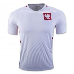 پیراهن اول تیم ملی لهستان ویژه یورو Poland Euro 2016 Home Soccer Jersey
