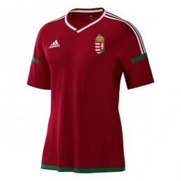 پیراهن اول تیم ملی مجارستان ویژه یورو Hungary Euro 2016 Home Soccer Jersey