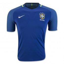 پیراهن دوم تیم ملی برزیل 2016 Brazil 2016 Away Soccer Jersey