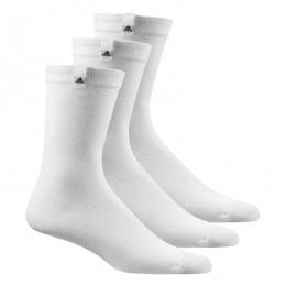 پک سه تایی جوراب مردانه آدیداس پرفورمنس Adidas Performance Crew Thin 3PP AA2480