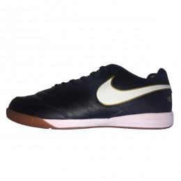 کفش فوتسال نایک تمپو مشکی Nike Timpo