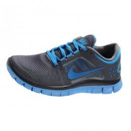 کتانی نایک فری ران زنانه Nike Free Run 3 Womens Carbon Gray