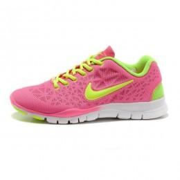نایک فری تی آر فیت زنانه Nike Free TR Fit Womens Pink Green