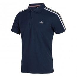 پلو شرت مردانه آدیداس اسنشالز 3 استرایپس Adidas Essentials 3-Stripes Polo