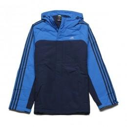کاپشن مردانه آدیداس 3 استرایپس بک تو اسکول Adidas 3-Stripes Back to School Jacket