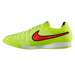 کفش فوتسال نایک تمپو لجیسی Nike Tiempo Legacy IC Lemon