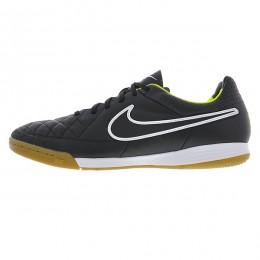 کفش فوتسال نایک تمپو لجیسی Nike Tiempo Legacy IC Black