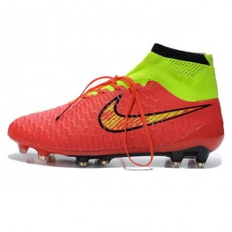 کفش فوتبال نایک مجیستا ابرا Nike Magista Obra FG Red