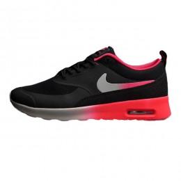 کتانی رانینگ نایک ایر مکس دیا پرینت Nike Air Max Thea Print Black Pink