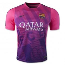 پیراهن تمرینی بارسلونا Barcelona 2015-16 Training Soccer Jersey