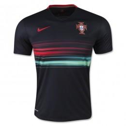 پیراهن دوم تیم ملی پرتغال Portugal 2015 Away Soccer Jersey