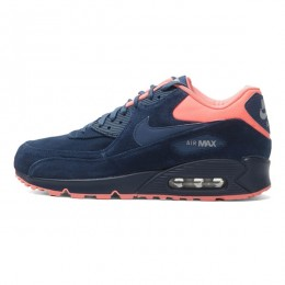 کتانی رانینگ مردانه نایک ایر مکس Nike Air Max 90 Brave Blue Mens