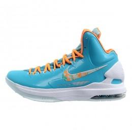 کفش بسکتبال مردانه نایک کوین دورانت Nike Kevin Durant 5 Blue White