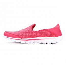 کتانی رانینگ زنانه اسکچرز گو واک Skechers Go Walk 2 13962-HPK