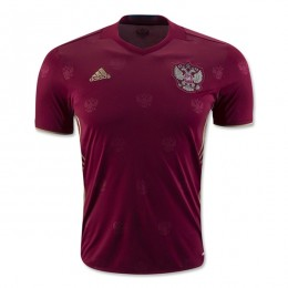 پیراهن اول تیم ملی روسیه ویژه یورو Russia Euro 2016 Home Soccer Jersey