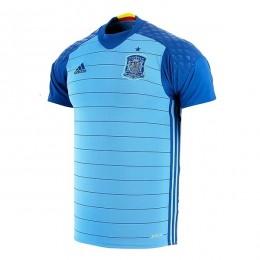 پیراهن دروازه بانی اسپانیا ویژه یورو Spain Euro 2016 Home Goalkeeper Soccer Jersey