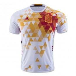 پیراهن دوم تیم ملی اسپانیا ویژه یورو Spain Euro 2016 Away Soccer Jersey