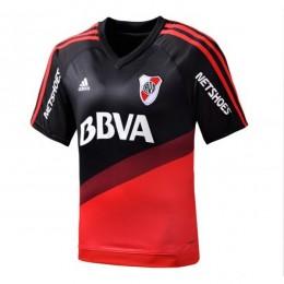 پیراهن اول ریورپلاته River Plate 2015-16 Home Soccer Jersey