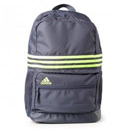 کوله پشتی آدیداس گری 3 استرایپس Adidas Grey 3 Stripes Sports Backpack Medium AB1821