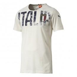 تیشرت مردانه پوما فیگک ایتالیا Puma Figc Italia Azzurri Badge Tee 74695107
