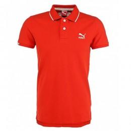 پلو شرت مردانه پوما ورسیتی Puma Varsity Polo fiery 56563860