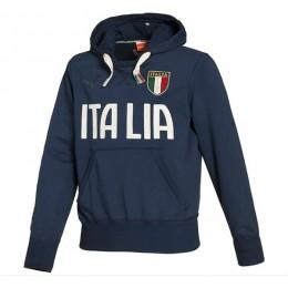هودی مردانه پوما فیگک Puma Figc Italia mood indigo 74649703