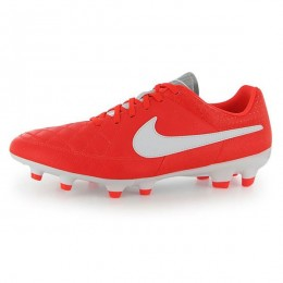 کفش فوتبال نایک تمپو جنیو Nike Tiempo Genio Leather FG