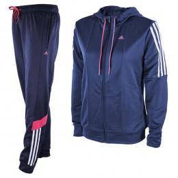 ست گرمکن و شلوارزنانه آدیداس آیکانک Adidas Iconic Suit AB3924