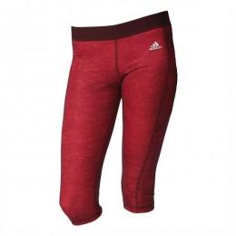 شلوارک زنانه آدیداس تکفیت Adidas Techfit Heather Capri A99749