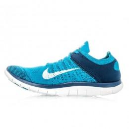 کتانی رانینگ مردانه نایک فری 4.0 فلای نیت Nike Free 4.0 Flyknit 631053-401