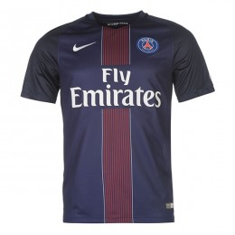 پیراهن اول پاریسن ژرمن Paris Saint Germain 2016-17 Home Soccer Jersey