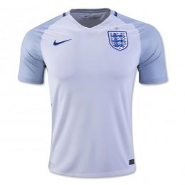 پیراهن اول تیم ملی انگلیس ویژه یورو England Euro 2016 Home Soccer Jersey