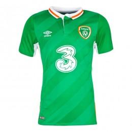 پیراهن اول تیم ملی جمهوری ایرلند ویژه یورو Republic of Ireland Euro 2016 Home Soccer Jersey