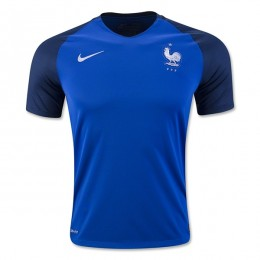 پیراهن اول تیم ملی فرانسه ویژه یورو France Euro 2016 Home Soccer Jersey