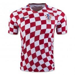 پیراهن اول تیم ملی کرواسی ویژه یورو Croatia Euro 2016 Home Soccer Jersey